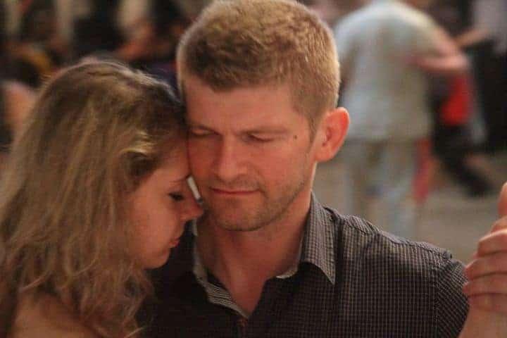 Tango marathon i Ukraine