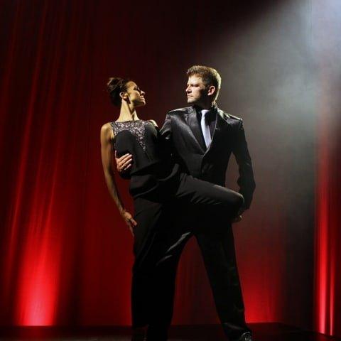 Argentinsk Tango Kim D. Matzen & Jennifer Garcia