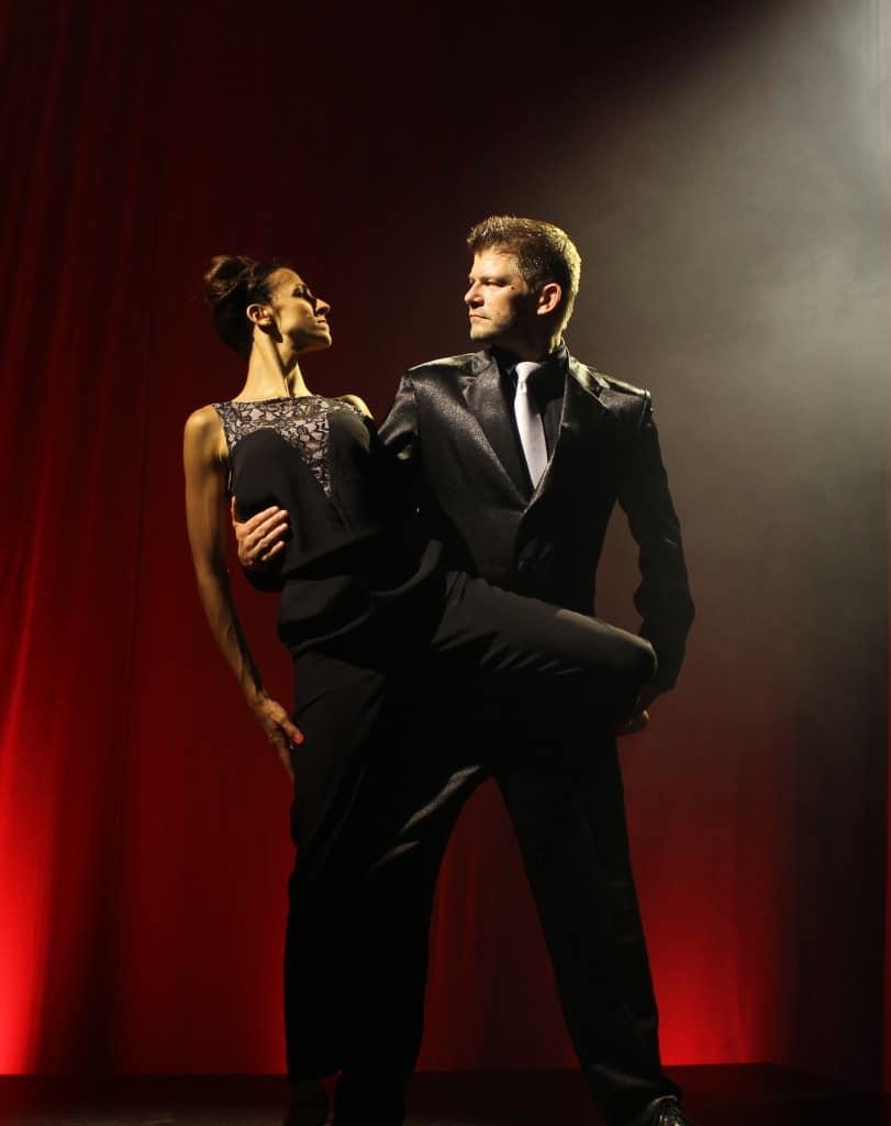 Argentinsk Tango Kim Matzen & Jennifer Garcia