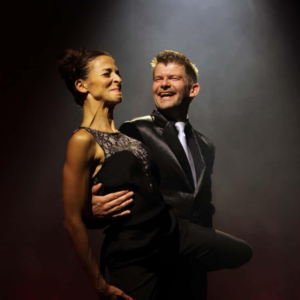 Gavekort til argentinsk tango - en nærværende dans