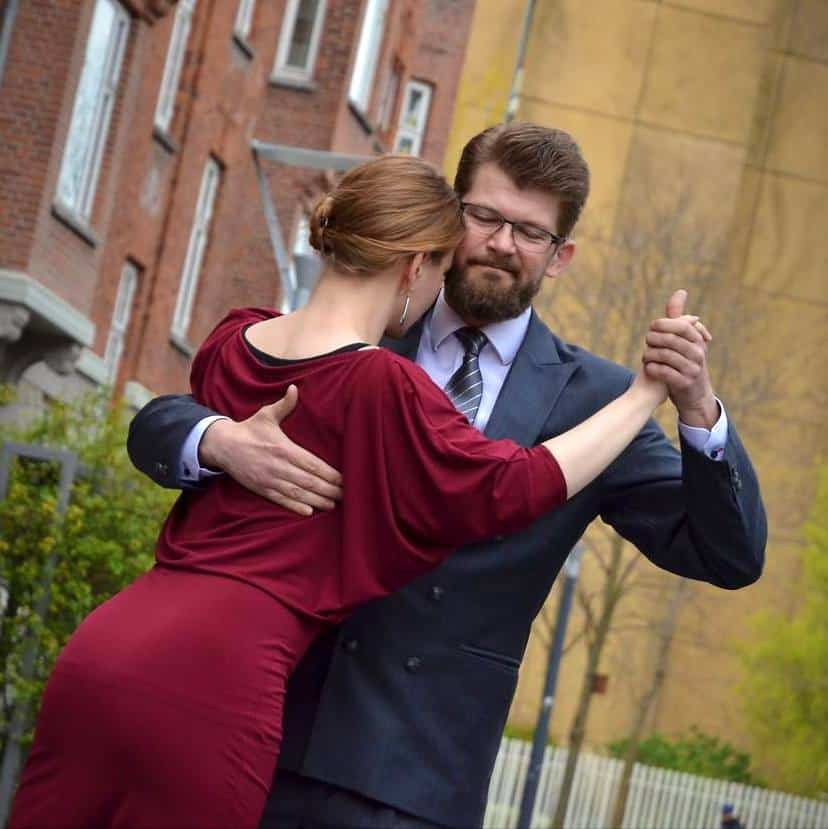 Kim Matzen Tangoteket argentinsk tango