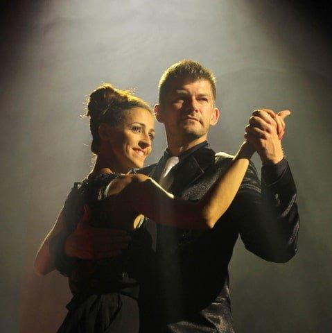 Argentinsk tango. Kim Matzen og Jennifer Garcia