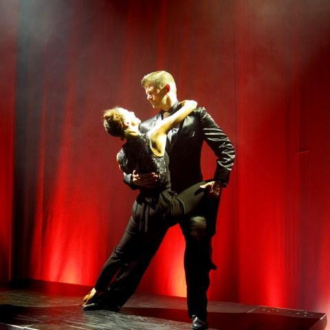 Kim Matzen og Jennifer Garcia Argentinsk tango