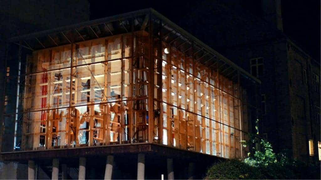 Salen Tangoteket Kvarterhuset