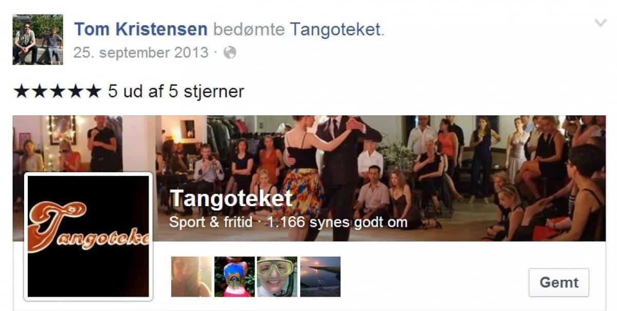 anmeldelse Tangotekt Tom