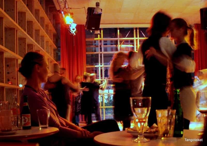 Argentinsk tango danseaften