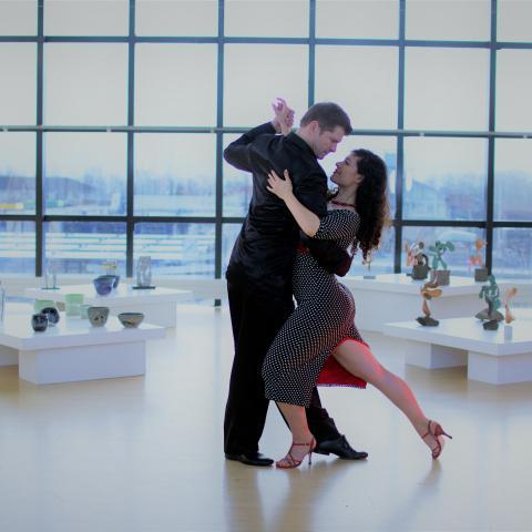 Argentinsk tango - Tangoteket
