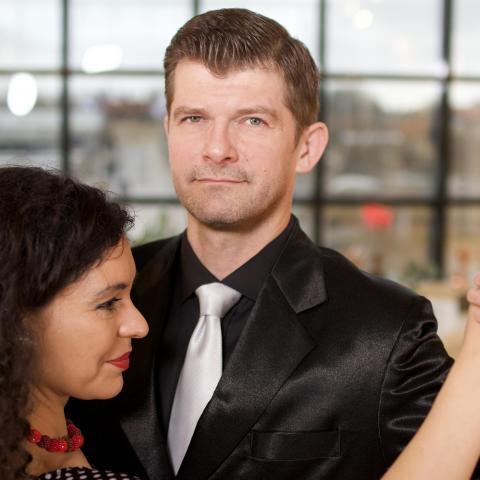 Argentinsk tango underviser Kim Matzen